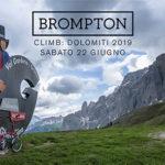 Brompton Climb – Dolomiti, Itálie