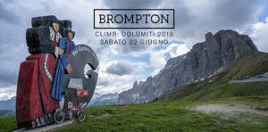 Brompton Climb - Dolomiti, Itálie @ Dolomiti, Itálie