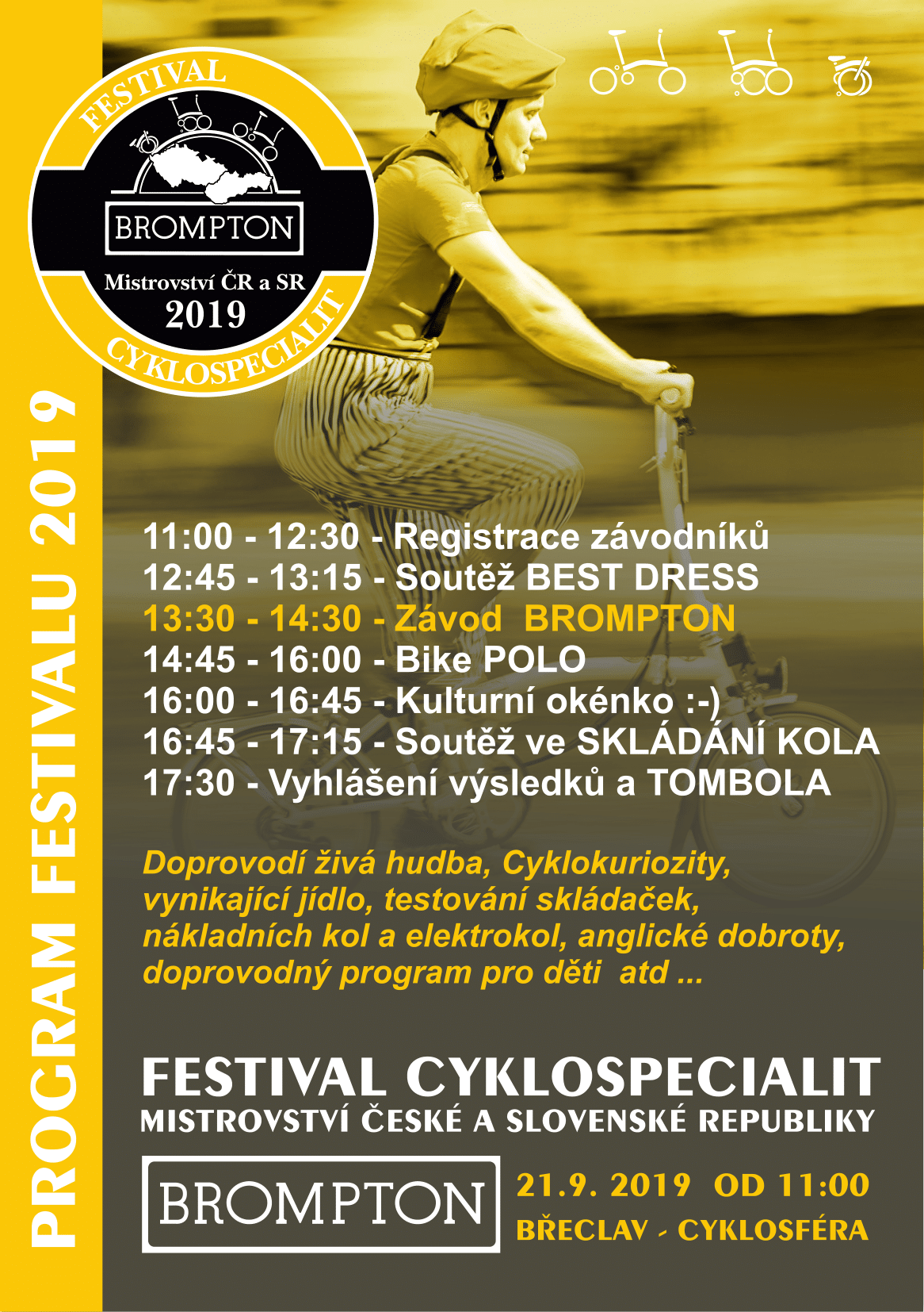 Festival Cyklospecialit @ Břeclav
